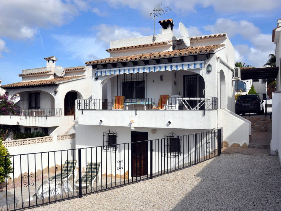 TWO BEDROOM DETACHED VILLA AT VILLOTEL MORAIRA
